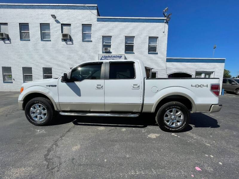 2009 Ford F-150 for sale at Lightning Auto Sales in Springfield IL