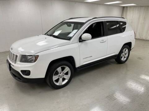 2016 Jeep Compass for sale at Kerns Ford Lincoln in Celina OH