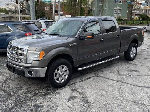 2013 Ford F-150 for sale at Sunshine Auto Sales in Huntington IN