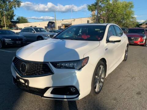 2019 Acura TLX for sale at EUROPEAN AUTO EXPO in Lodi NJ