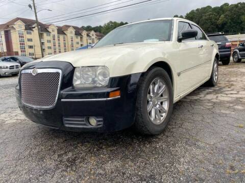 2005 Chrysler 300 for sale at DREWS AUTO SALES INTERNATIONAL BROKERAGE in Atlanta GA