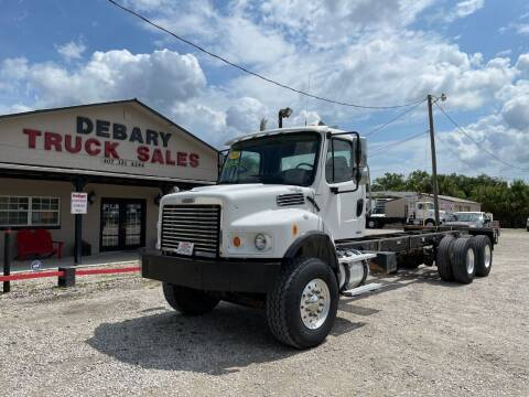 2010 Freightliner M2 106 for sale at DEBARY TRUCK SALES in Sanford FL