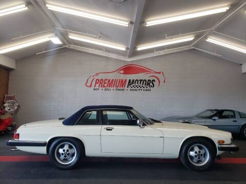 1988 Jaguar XJ-Series for sale at Premium Motors in Villa Park IL