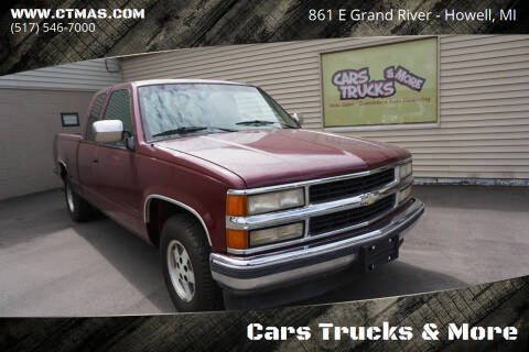 1994 Chevrolet C/K 1500 Series for sale at Cars Trucks & More in Howell MI