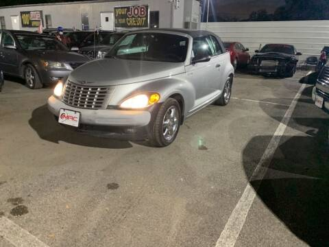 2005 Chrysler PT Cruiser for sale at JMAC AUTO SALES in Houston TX