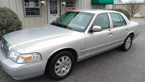 2006 Mercury Grand Marquis for sale at Haigler Motors Inc in Tyler TX