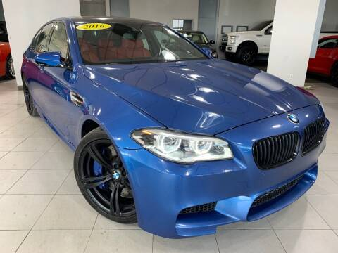 2016 BMW M5 for sale at Auto Mall of Springfield in Springfield IL