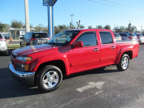 2012 Chevrolet Colorado for sale at Blue Book Cars in Sanford FL