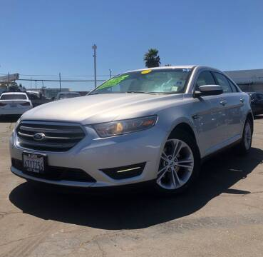 2013 Ford Taurus for sale at LUGO AUTO GROUP in Sacramento CA