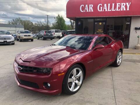 2011 Chevrolet Camaro for sale at Car Gallery in Oklahoma City OK