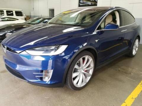 2017 Tesla Model X for sale at Cj king of car loans/JJ's Best Auto Sales in Troy MI