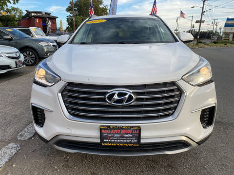 2017 Hyundai Santa Fe for sale at Nasa Auto Group LLC in Passaic NJ