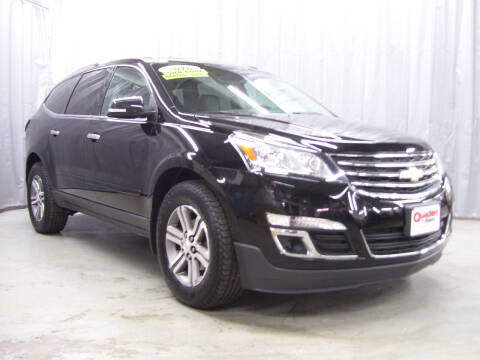 2016 Chevrolet Traverse for sale at QUADEN MOTORS INC in Nashotah WI