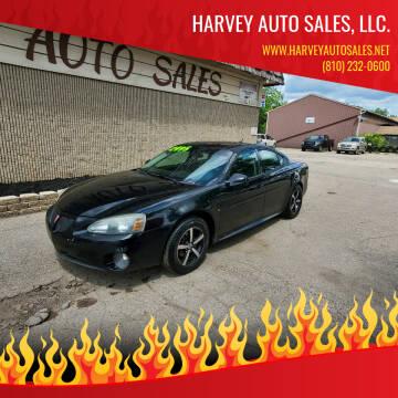 2007 Pontiac Grand Prix for sale at Harvey Auto Sales, LLC. in Flint MI