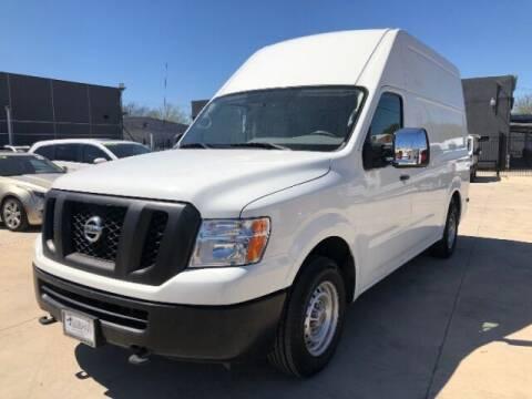 2016 Nissan NV Cargo for sale at Eurospeed International in San Antonio TX