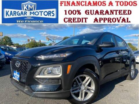 2020 Hyundai Kona for sale at Kargar Motors of Manassas in Manassas VA