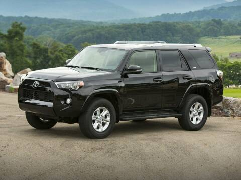 2017 Toyota 4Runner for sale at PHIL SMITH AUTOMOTIVE GROUP - Phil Smith Kia in Lighthouse Point FL