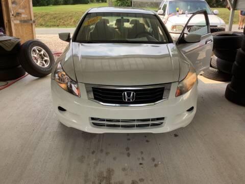 2008 Honda Accord for sale at Moose Motors in Morganton NC