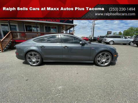 2014 Audi A7 for sale at Ralph Sells Cars at Maxx Autos Plus Tacoma in Tacoma WA