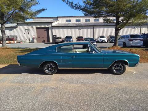 1966 Dodge Charger for sale at CAR FINDERS OF MARYLAND LLC in Eldersburg MD