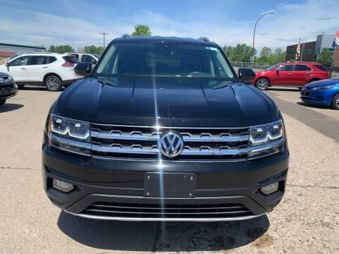 2019 Volkswagen Atlas for sale at Minuteman Auto Sales in Saint Paul MN