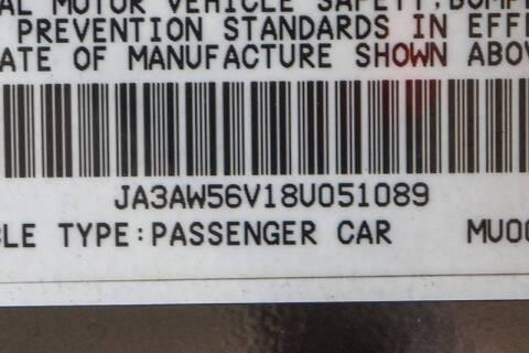 2008 Mitsubishi Lancer Evolution for sale at Mac Auto Inc in La Habra CA