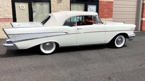 1957 Chevrolet Bel Air for sale at Masterpiece Motorcars in Germantown WI