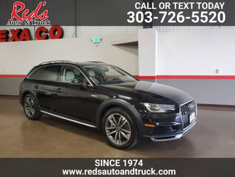 2017 Audi A4 allroad for sale at Red's Auto and Truck in Longmont CO