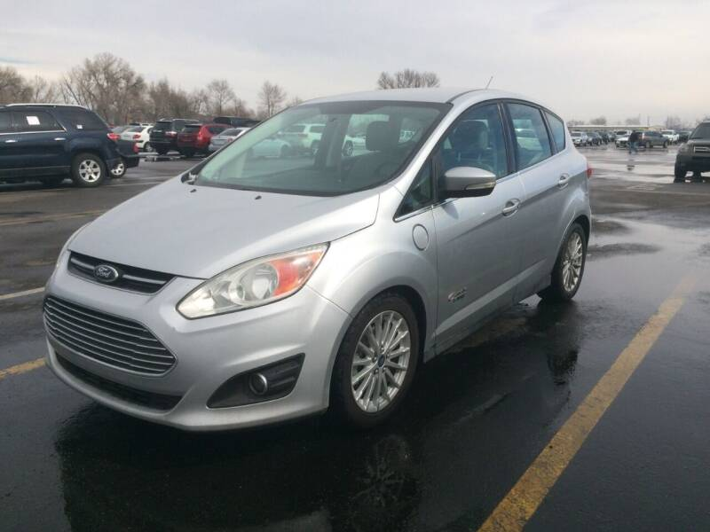 2013 Ford C-MAX Energi for sale at Capitol Hill Auto Sales LLC in Denver CO