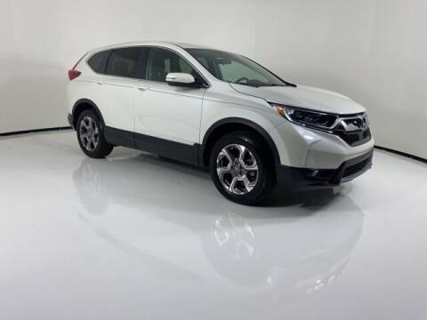 2018 Honda CR-V for sale at PHIL SMITH AUTOMOTIVE GROUP - Toyota Kia of Vero Beach in Vero Beach FL