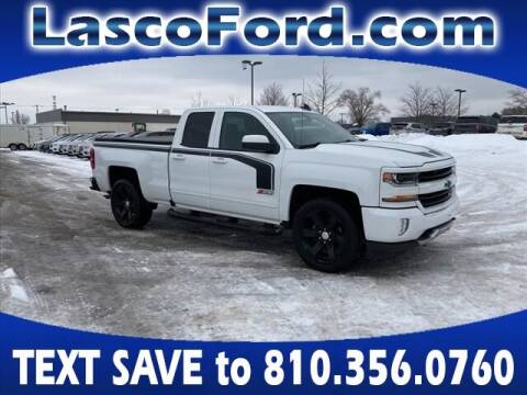 2017 Chevrolet Silverado 1500 for sale at LASCO FORD in Fenton MI