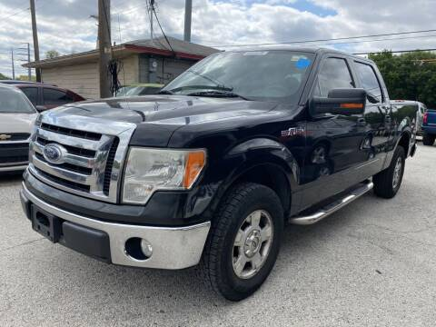 2010 Ford F-150 for sale at Pary's Auto Sales in Garland TX