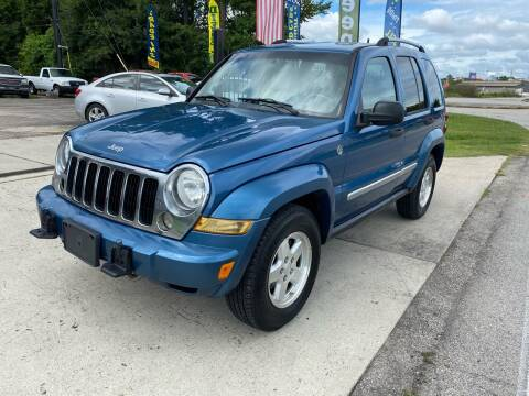 2005 Jeep Liberty for sale at AUTO CARE TODAY in Spring TX