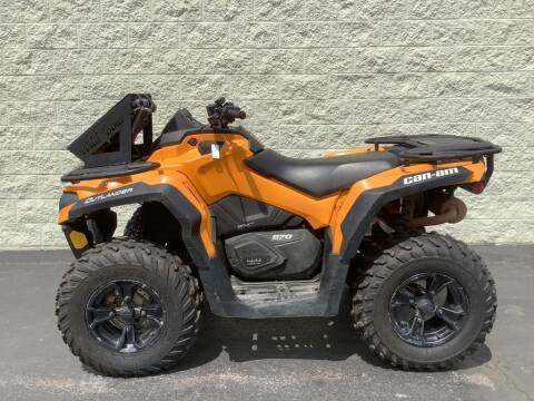 2019 Can-Am Outlander™ DPS™ 57