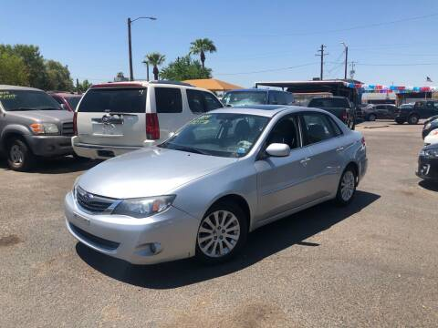2009 Subaru Impreza for sale at Valley Auto Center in Phoenix AZ