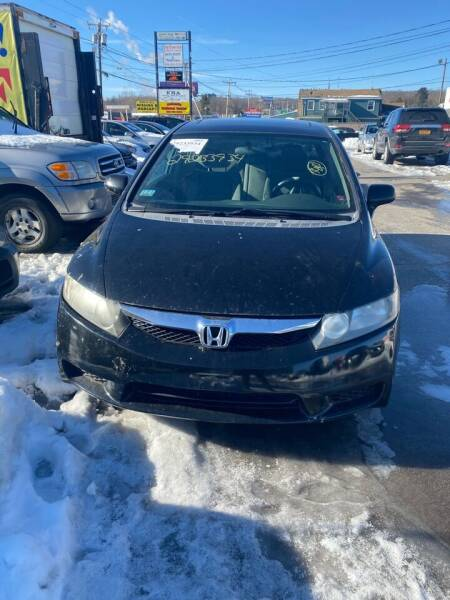 2010 Honda Civic for sale at Budget Auto Deal and More Services Inc in Worcester MA
