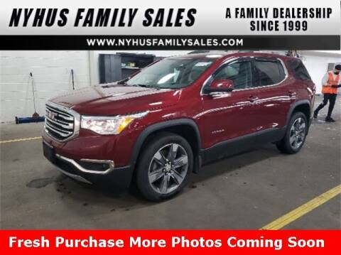 2018 GMC Acadia for sale at Nyhus Family Sales in Perham MN