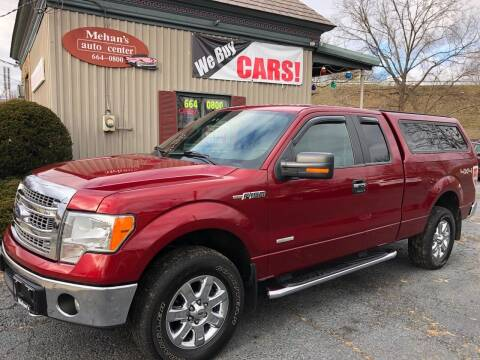 2013 Ford F-150 for sale at Mehan's Auto Center in Mechanicville NY