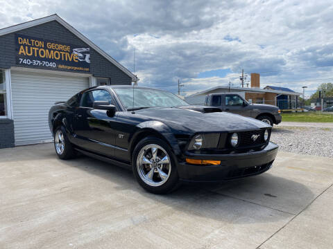 2005 Ford Mustang for sale at Dalton George Automotive in Marietta OH