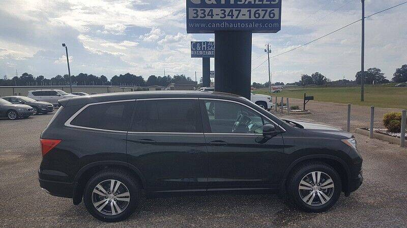 2016 Honda Pilot for sale at C & H AUTO SALES WITH RICARDO ZAMORA in Daleville AL