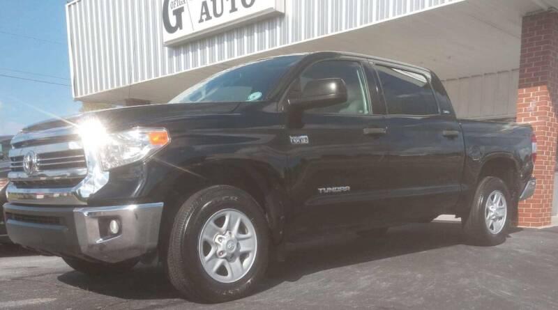 2017 Toyota Tundra for sale at GoFiga Auto Sales in Santee SC
