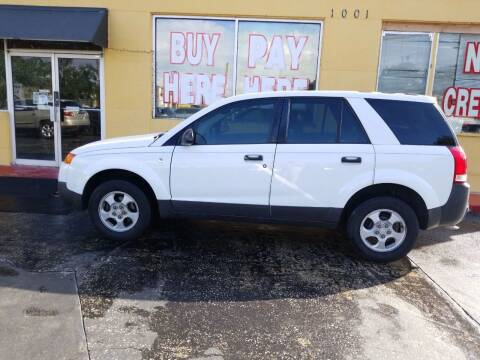 2003 Saturn Vue for sale at BSS AUTO SALES INC in Eustis FL