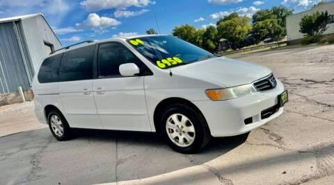2004 Honda Odyssey for sale at Island Auto Express in Grand Island NE