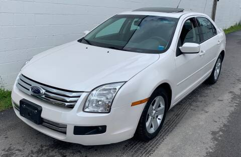 2009 Ford Fusion for sale at Select Auto Brokers in Webster NY