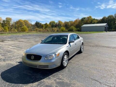 2007 Buick Lucerne for sale at Caruzin Motors in Flint MI
