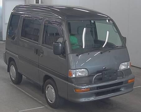 1995 Subaru Domingo for sale at JDM Car & Motorcycle LLC in Seattle WA