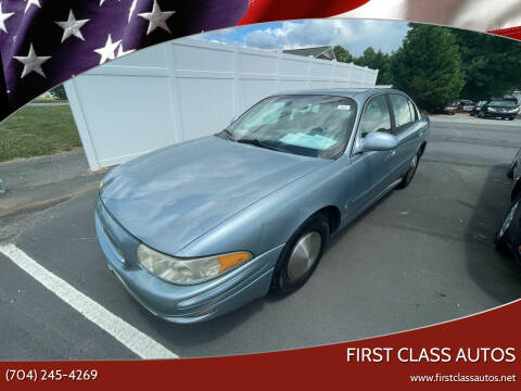 2004 Buick LeSabre for sale at First Class Autos in Maiden NC