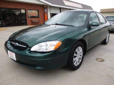 2000 Ford Taurus for sale at Eden's Auto Sales in Valley Center KS