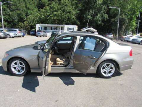 2008 BMW 3 Series for sale at Auto Bella Inc. in Clayton NC