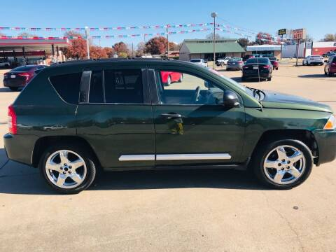 2007 Jeep Compass for sale at Pioneer Auto in Ponca City OK
